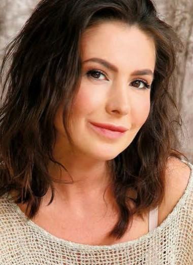 Ирина Ефремова: «Мне повезло: не худела и не толстела ради съемок»
