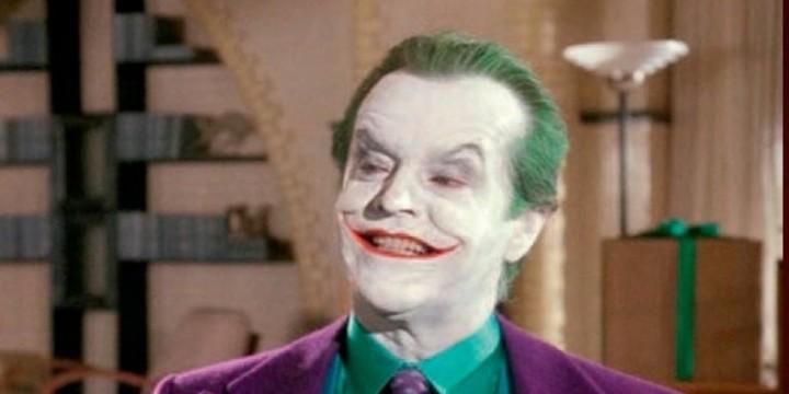 Смех дьявола. Краткая история Джокера