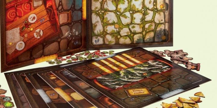 Лучшие настольные игры: Mice and Mystics /О мышах и тайнах