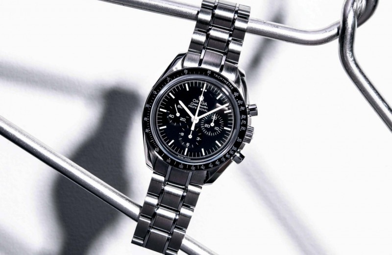 Часы Omega Speedmaster Professional «Moonwatch»
