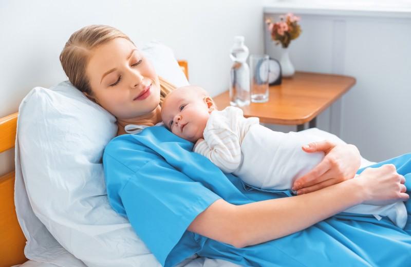 Временные трудности: Самочувствие мамы в первые дни после родов