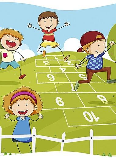 Игры нашего двора