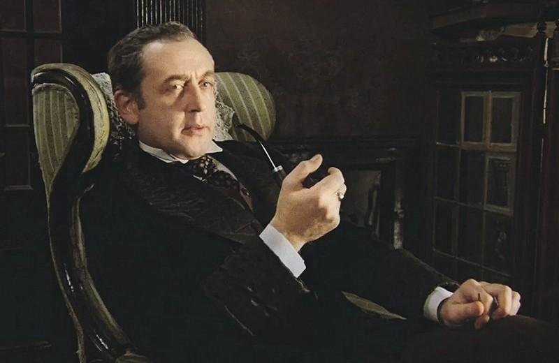 Мы с Шерлоком Холмсом