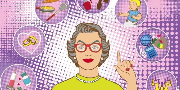 Советы нашей бабушки