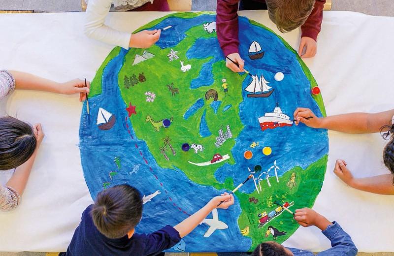 16 летних лагерейдля творческих детей
