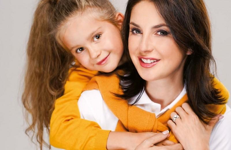 Варвара Слуцкая: «У мамы не хватает нервов меня тренировать»