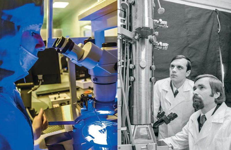 Как растет мировая наука