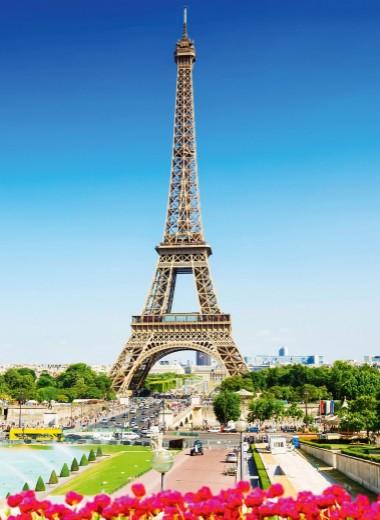 «Железная дама» Парижа