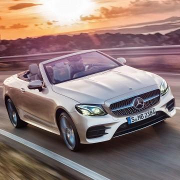 Mercedes-Benz E-класс Cabriolet