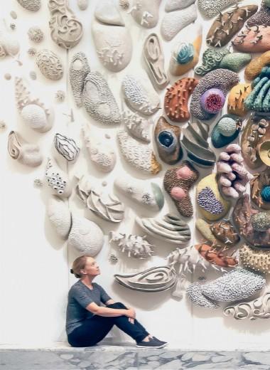 Коралловые рифы Кортни Маттисон