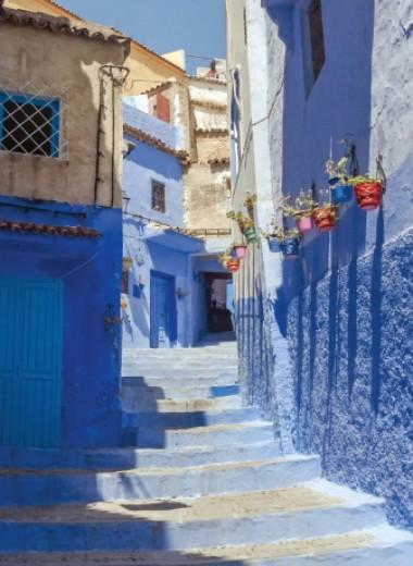 Традиции марокканской кухни