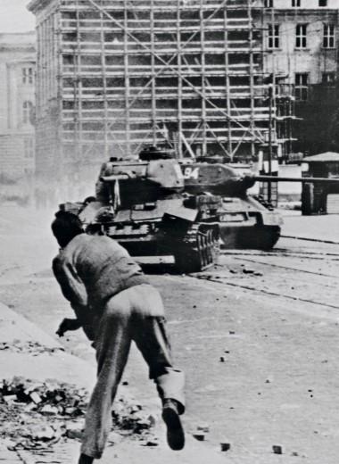 Восстание в Восточном Берлине