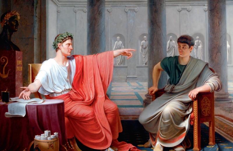 Октавиан Август: удачливый и коварный