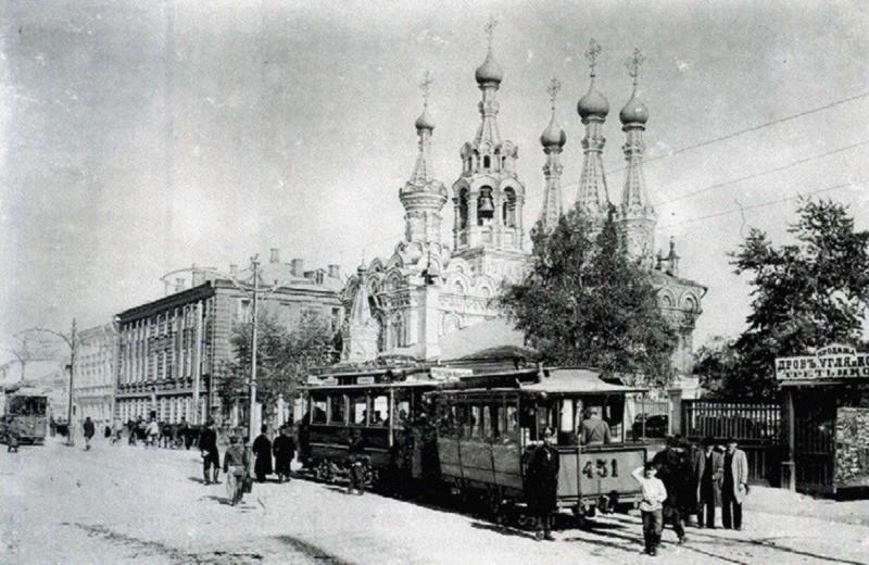 История общественного транспорта столицы