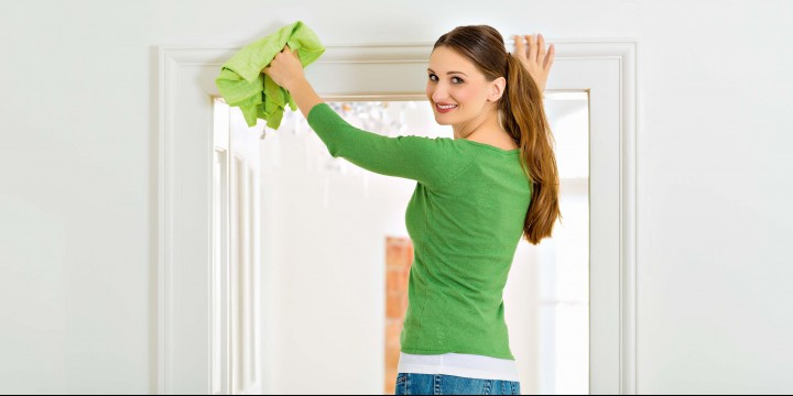6 шагов к чистой квартире