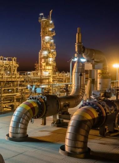 «Газпром» химичит