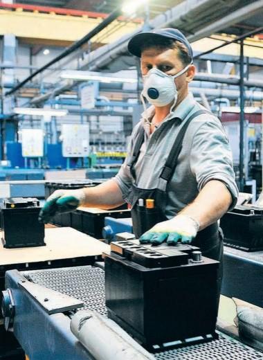 Промышленность подключат к российским батареям