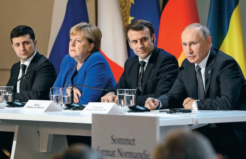 Увидеть Париж и усидеть в Киеве
