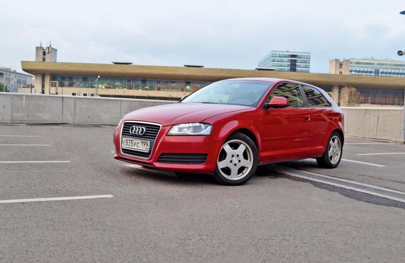 Audi A3: демократичный премиум