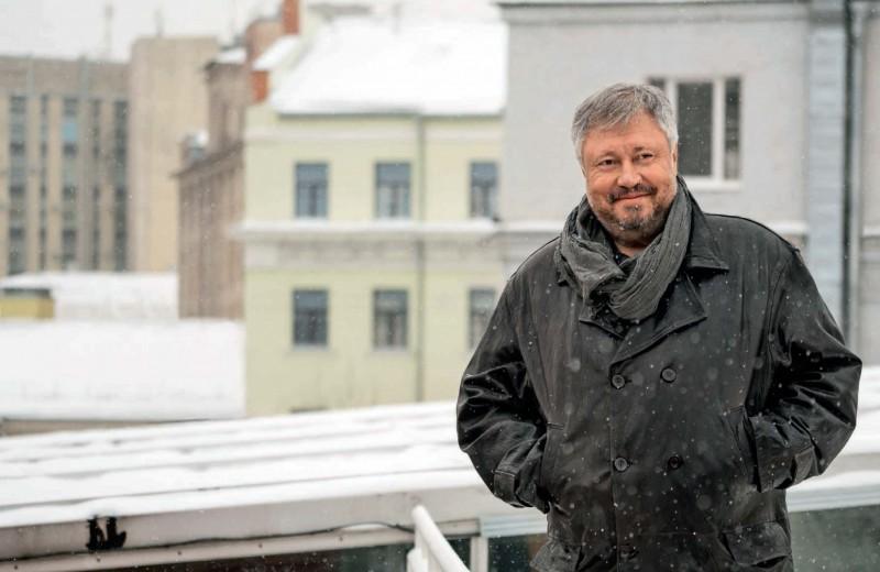 Сергей Степанченко: «Мне помогал случай»