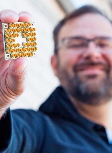 «1 млн кубитов будет через десять лет»