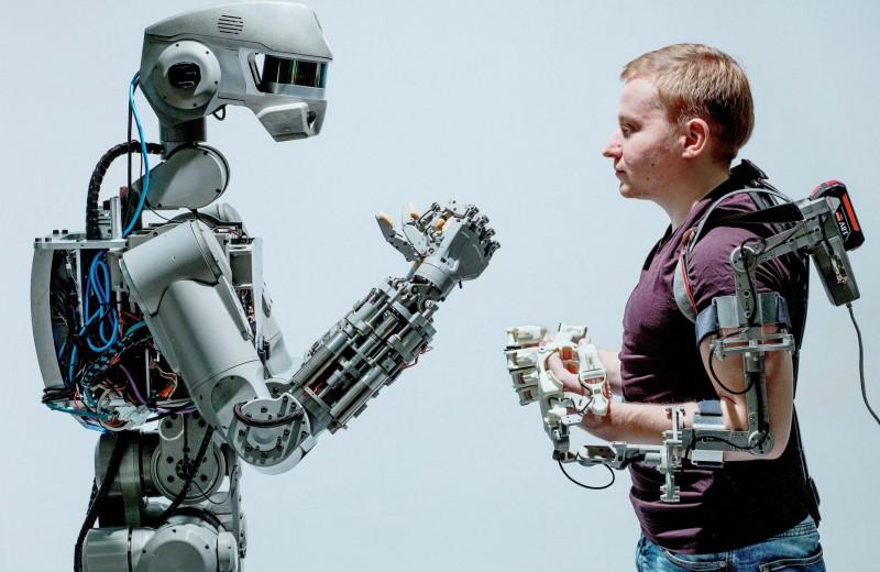 Робот по имени Федор