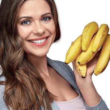 Едим бананы и худеем