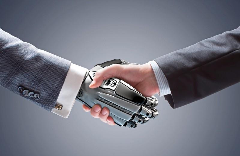 Робот вместо отдела кадров