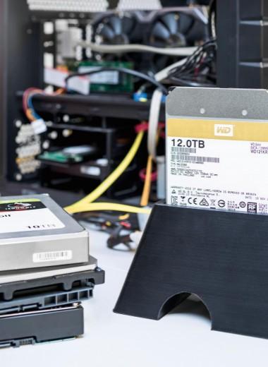 5 лучших HDD емкостью от 10 Тбайт