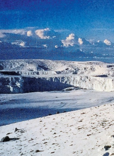 Льды — это сама жизнь