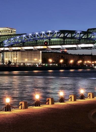 Городской свет — от технологий к искусству