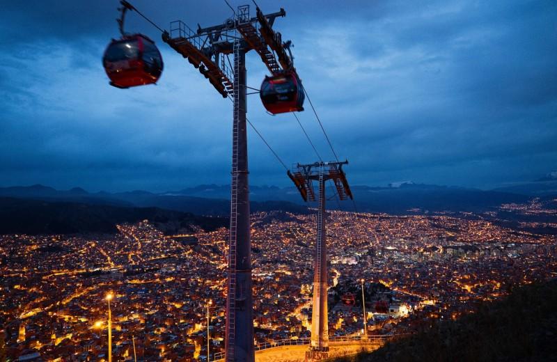 Новая Боливия:высокий полет