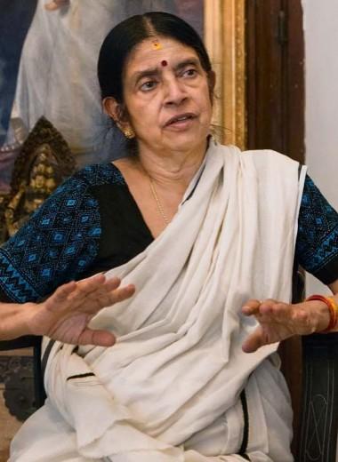 Гражданин мира:Ашвати Тирунал Гаури Лакшми Бай