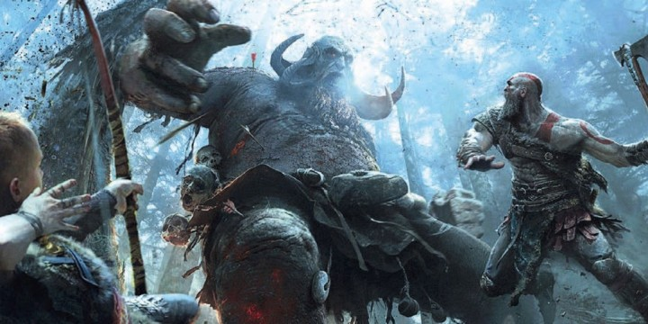 Игры E3 2016 | God of War