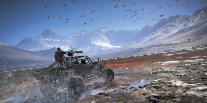 Игры E3 2016 | Tom Clancy's Ghost Recon: Wildlands