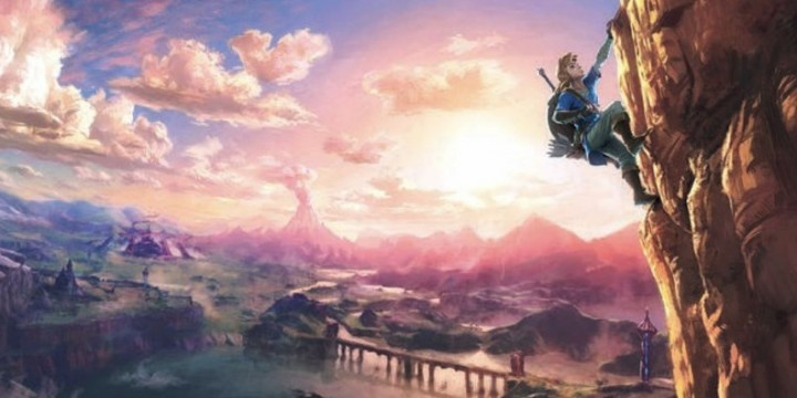 Игры E3 2016 | The Legend Of Zelda: Breath Of The Wild