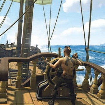 Игры E3 2016 | Sea Of Thieves