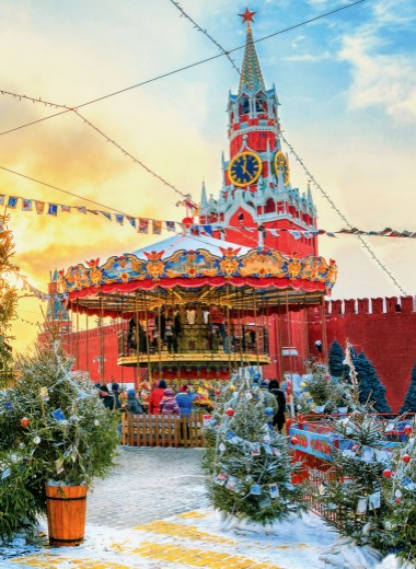 В Москву на каникулы: План покорения столицы за 3 дня