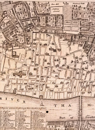 2 сентября 1666 года, Лондон
