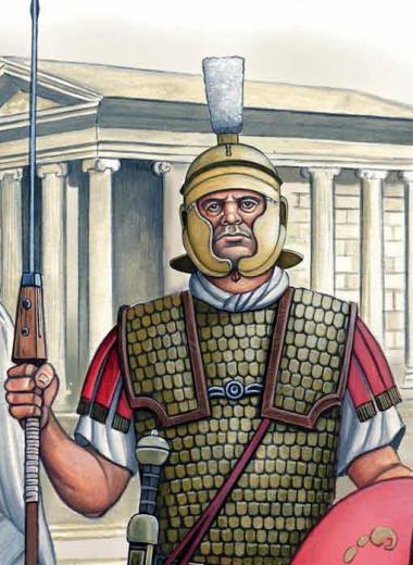 Преторианцы: гвардия империи