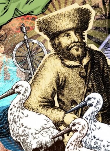 Мифы народов мира: очем кличут журавли