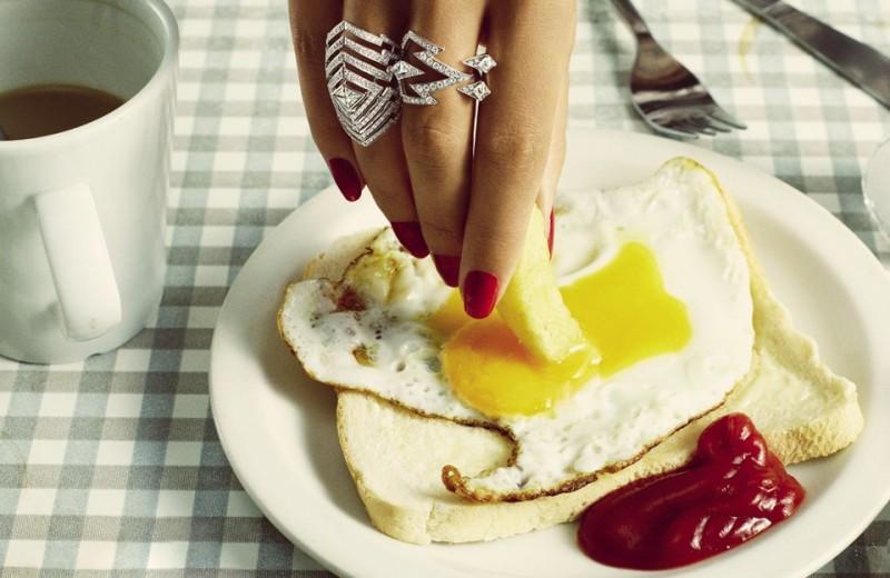 Завтрак натраве