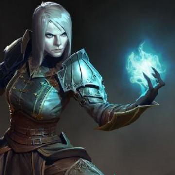 Некромант в Diablo 3