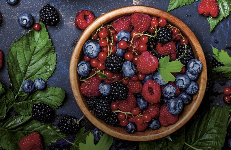 Молодильные ягоды