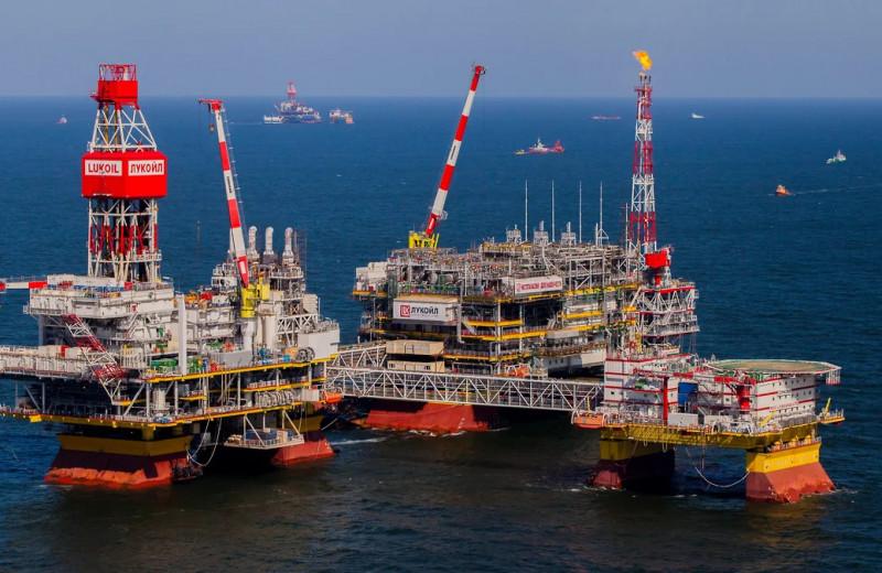 В глубины за нефтью