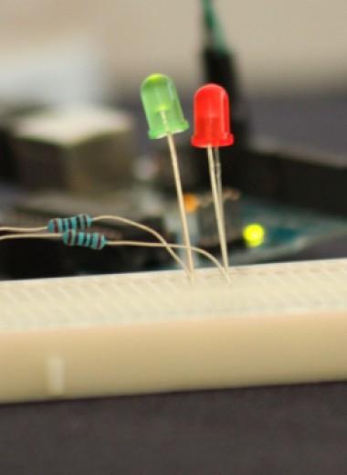 Алмазные светодиоды вместо гетероструктур?