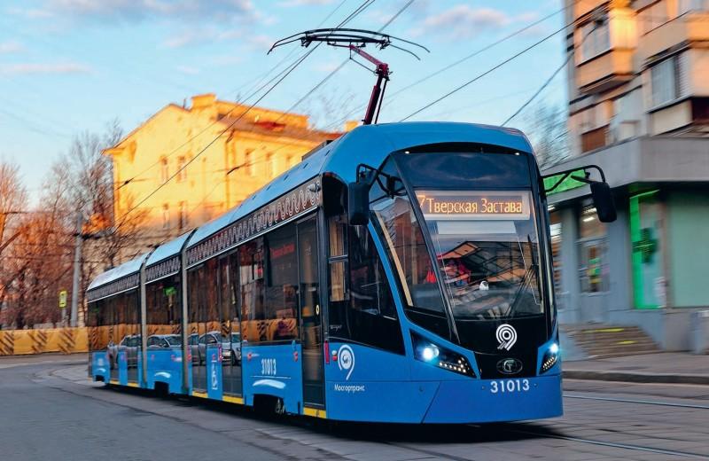 Звон трамвая