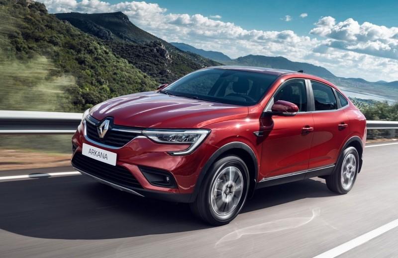 Интересное Renault!