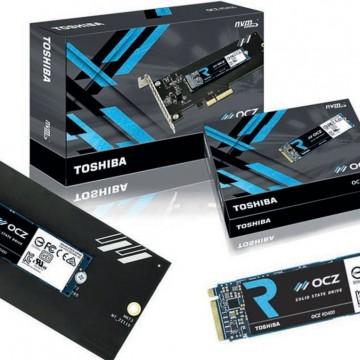 Тест Toshiba OCZ RD400