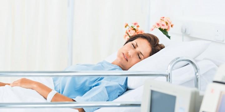 Кесарево сечение:чего ждать после операции?